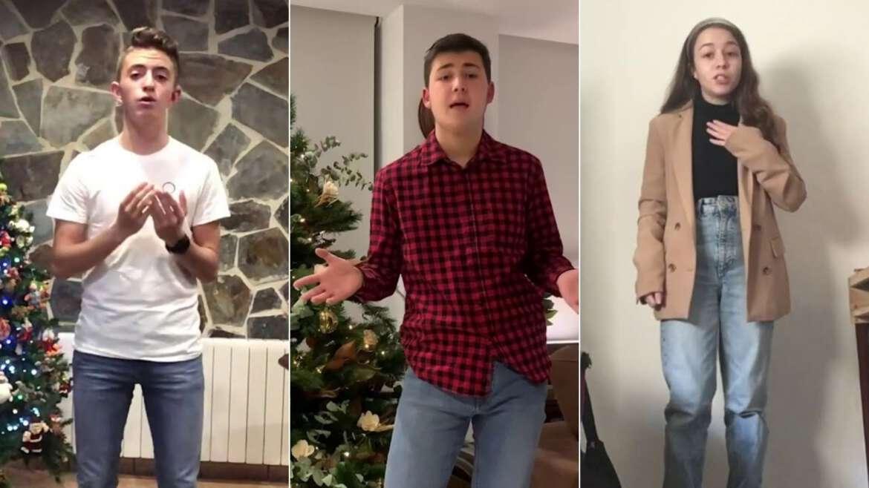 Los agustinos de Alicante destacan en el Concurso de Speech Navideño