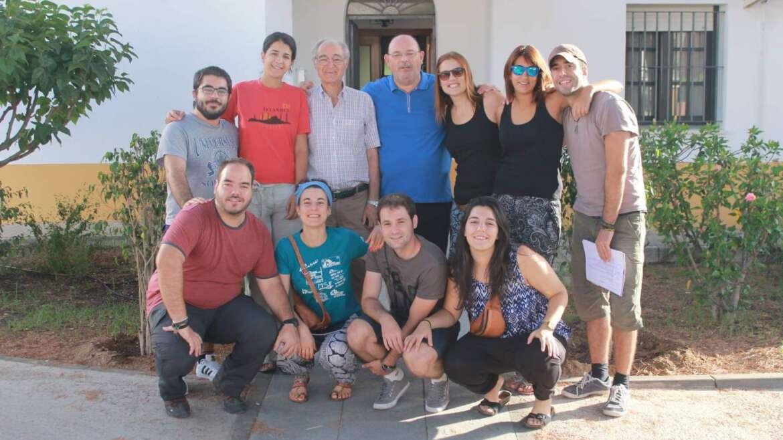 Los agustinos en Huelva: 25 años sirviendo en la pastoral penitenciaria