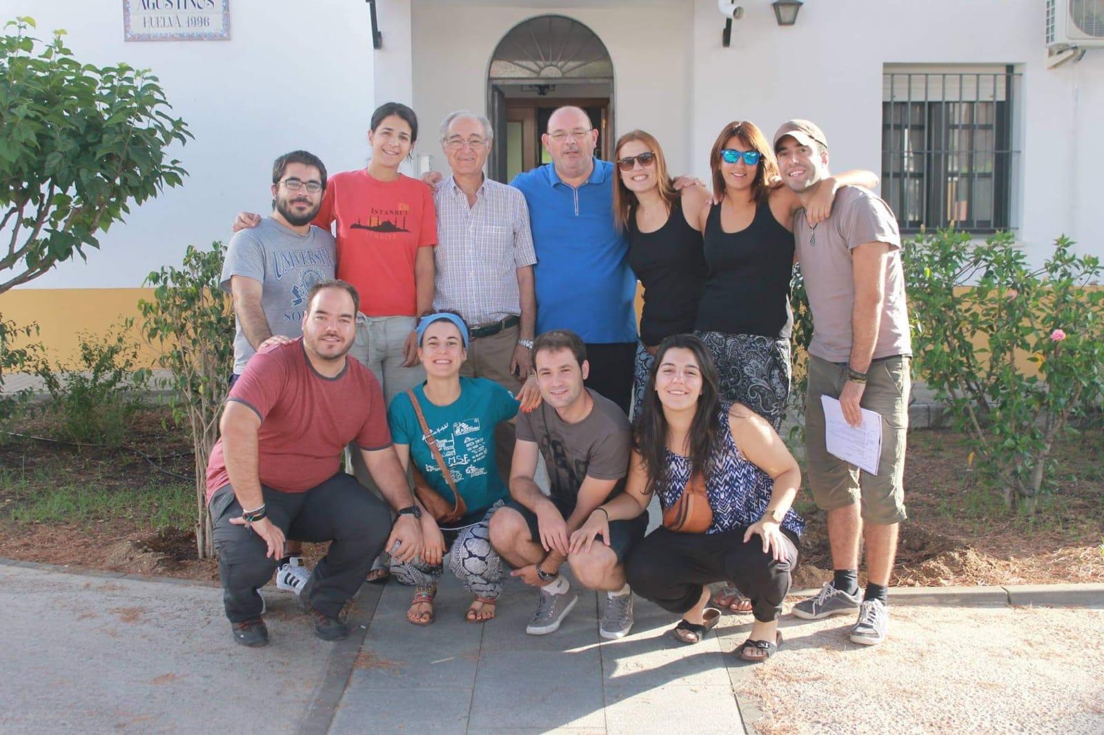 Los agustinos de Huelva cumplen 25 años de presencia en la diócesis, donde atienden tres parroquias y la capellanía de la cárcel.