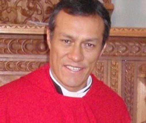 El agustino P. Lizardo Estrada, obispo auxiliar de la Archidiócesis de Cuzco