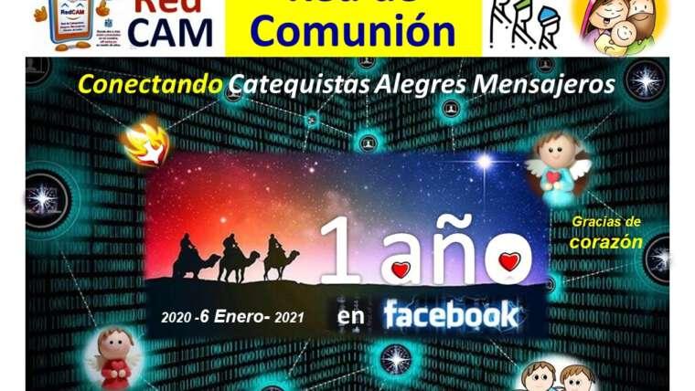 La Red de Catequistas Alegres Mensajeros de Huelva cumple un año