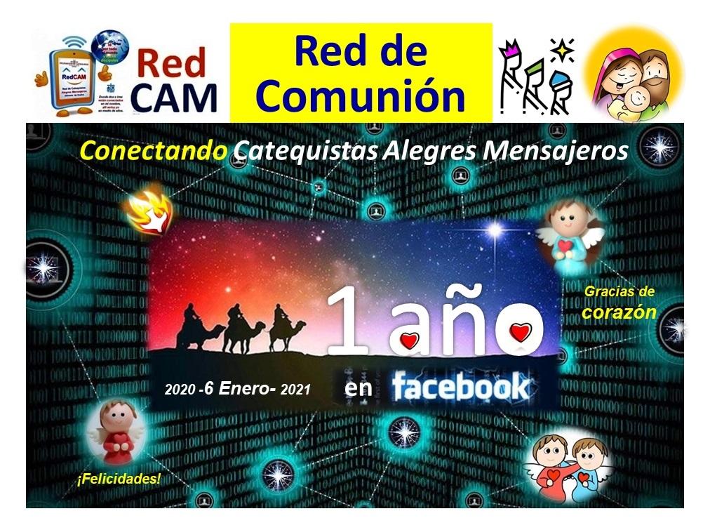 La Red Cam es una iniciativa que partió de la Delegación Diocesana de Catequesis, con la que colaboran religiosos agustinos.