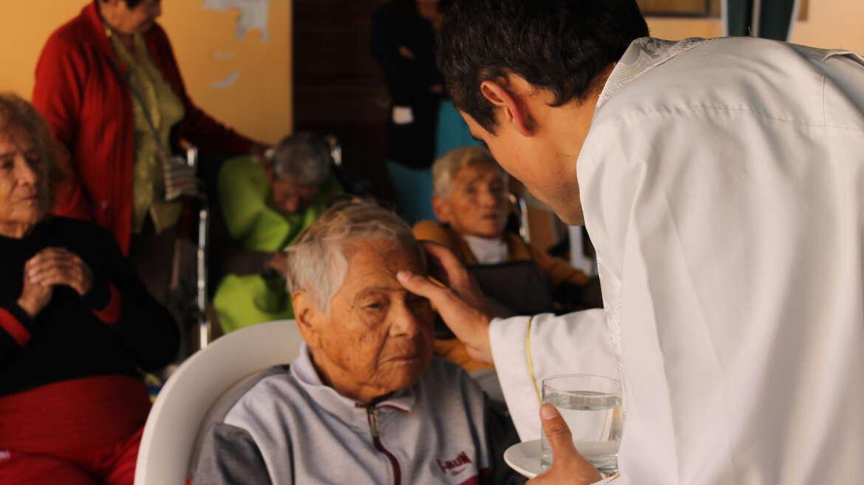 Agustinos al servicio de la Iglesia en la pastoral de los enfermos
