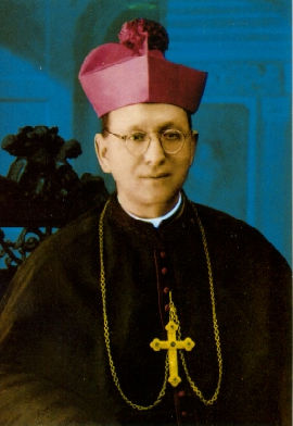 Mons. Anselmo Polanco, OSA, y un centenar de agustinos, fueron martirizados durante la Guerra Civil Española por ser seguidores de Jesús.