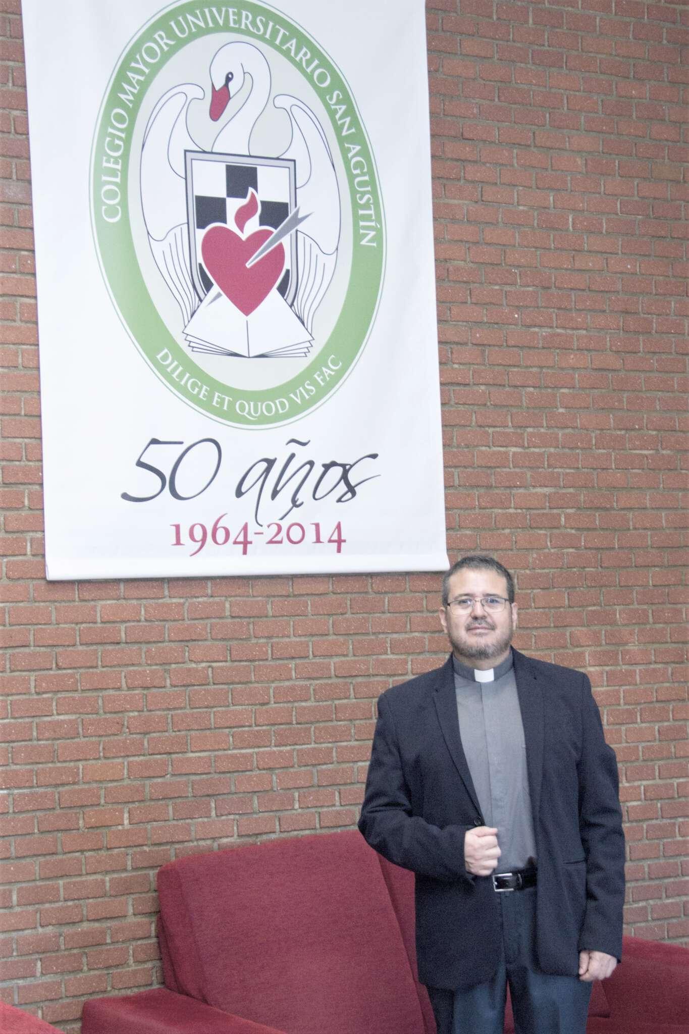 El 11 de febrero tuvo lugar la defensa de la tesis doctoral del P. Aldo M. Cáceres, con el título,