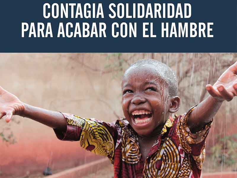 Cebú, Iquitanz, REDA, ONGA y Villanueva, son las oenegés con las que los agustinos trabajan en la educación e integración de colectivos desfavorecidos.