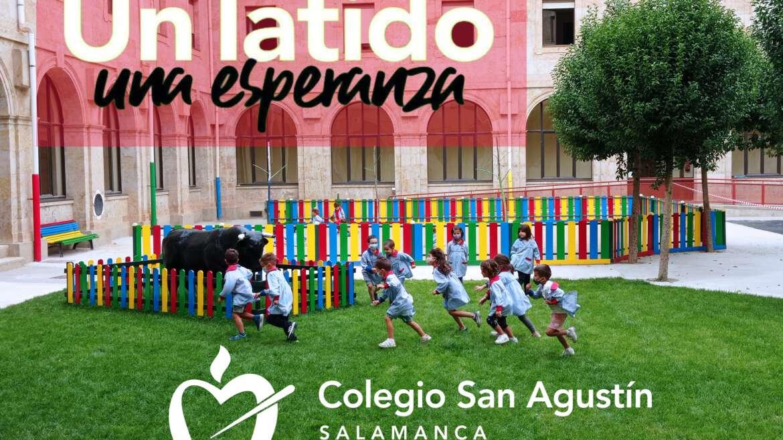 V Semana de Formación en el Colegio San Agustín de Salamanca