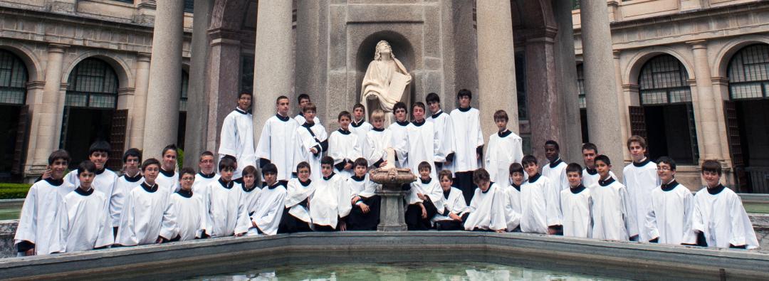 Concierto de Semana Santa de la Escolanía de El Escorial