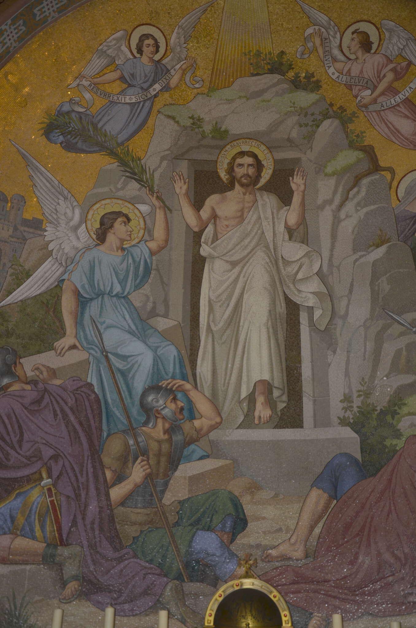El Domingo de Pascua, celebramos la Resurrección de Jesús, un acontecimiento que cambia el pulso de la humanidad y que es sinónimo de alegría.