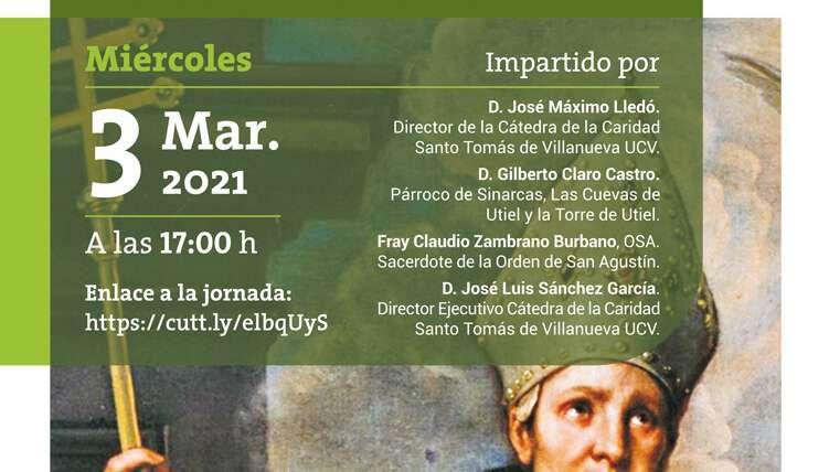 Santo Tomás de Villanueva en tiempo de pandemia: la misericordia