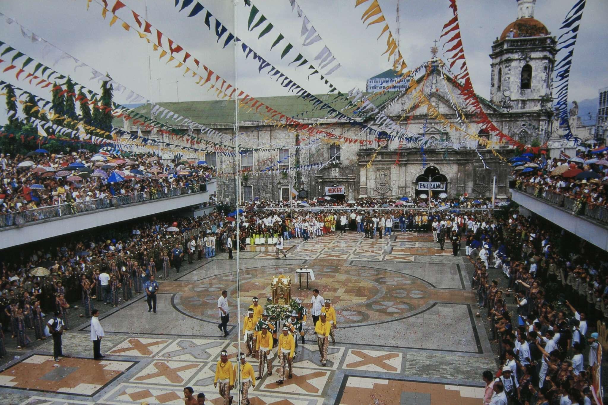 Esta semana se conmemoran los 500 años del inicio de la misión evangelizadora de los agustinos en Filipinas, con la llegada del Santo Niño de Cebú.