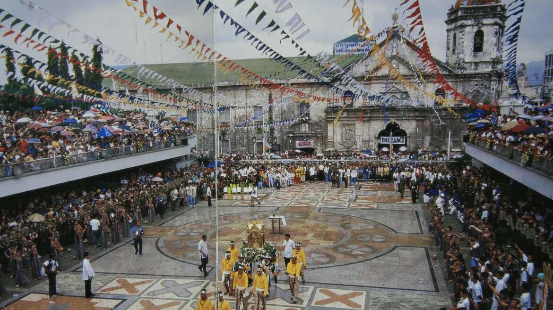 500 años de la presencia en Cebú (Filipinas) de la imagen del Santo Niño
