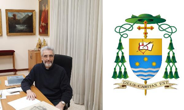 Ordenación episcopal del nuevo Subsecretario del Sínodo de los Obispos, el religioso agustino P. Luis Marín de San Martín