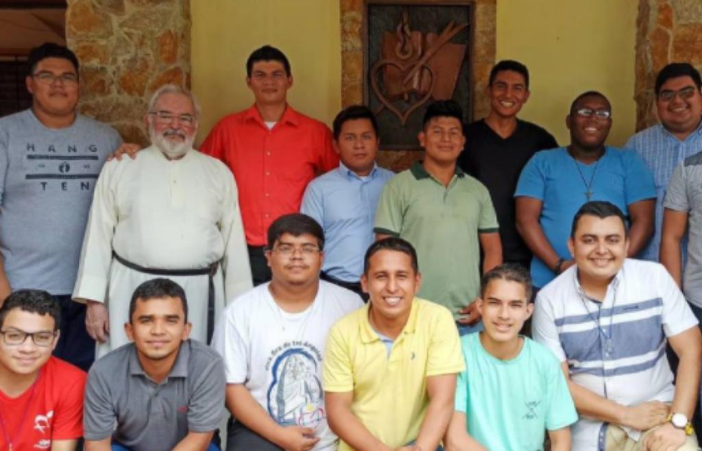 Casas de formación de la Provincia: Vicariato de Panamá
