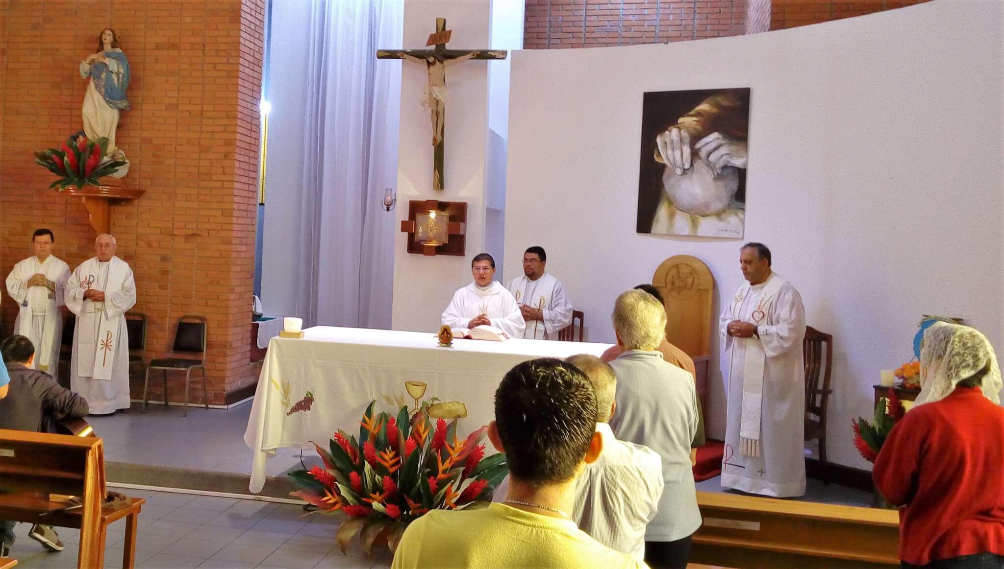 En la semana de la conversión de San Agustín nos acercamos a una de las Casas de Formación de la Provincia, la Delegación Nuestra Señora de la Paz de Centroamérica.