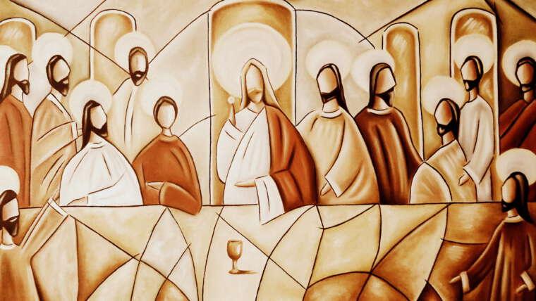 Cuatro días que cambiaron la Historia: Jueves Santo