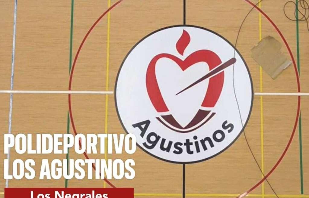 El colegio San Agustín Los Negrales estrena polideportivo