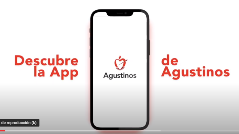 """Nace la App """"Agustinos"""", al servicio de la pastoral y la evangelización"""