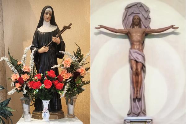 50 años de la Parroquia Santa Rita de los agustinos de Zaragoza (España)