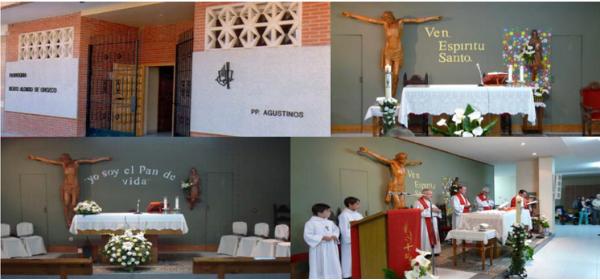 Los agustinos se despiden de Talavera de la Reina