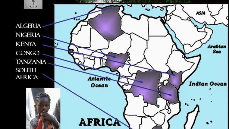 25 de mayo: Día de África