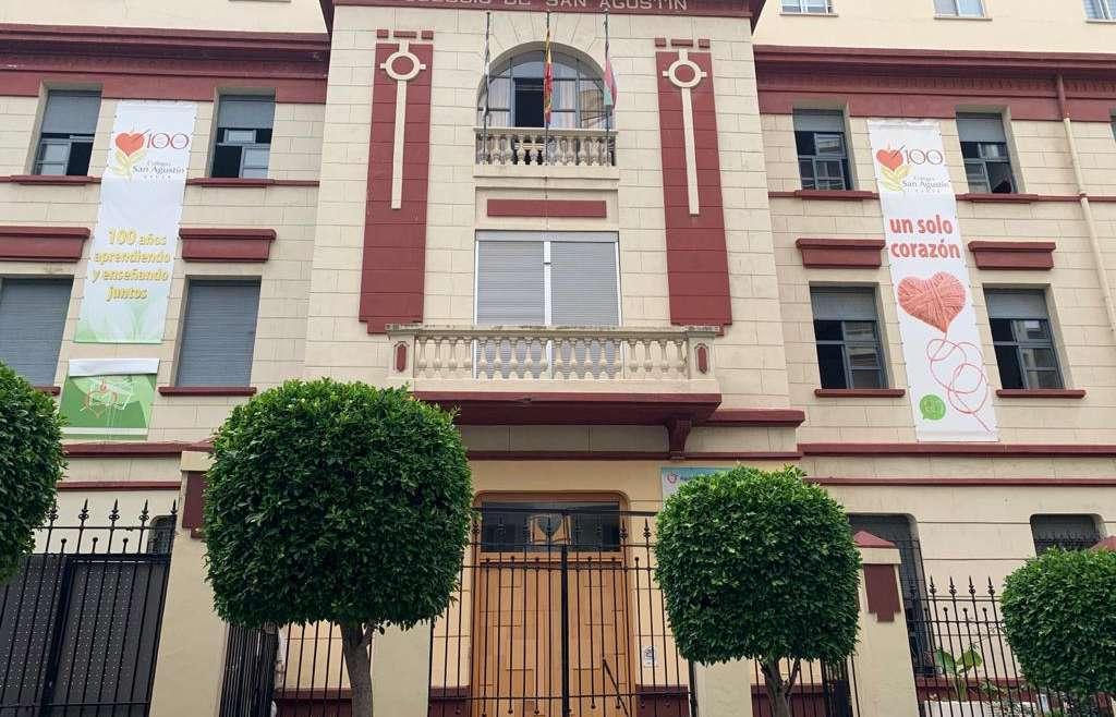 Los agustinos en Ceuta, entre España y Marruecos