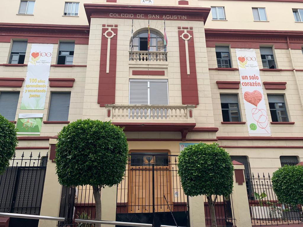 La presencia de la Orden de San Agustín en la ciudad autónoma de Ceuta se remonta a hace más de cien años.
