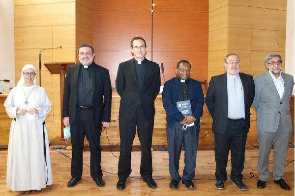 P. Nolasco Msemwa OSA, obtiene el grado de Doctor en Teología
