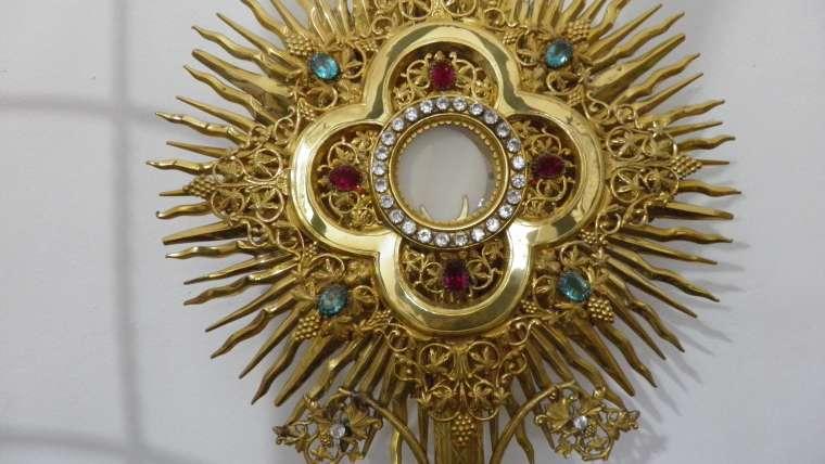"""Corpus Christi: """"Tomad, esto es mi cuerpo"""" (Mc 14, 12-16. 22-26)"""