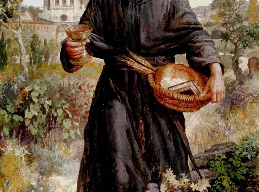 Festividad de San Juan de Sahagún OSA, patrono de la nueva Provincia de los agustinos de España