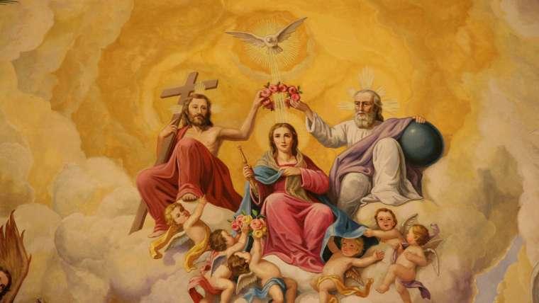 La Asunción de María: humanidad bienaventurada