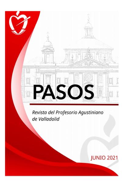 """La comunidad agustina de Valladolid publica la revista """"Pasos"""""""