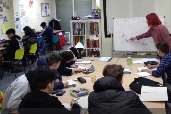 La Fundación agustiniana REDA celebra el fin de curso