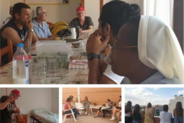 La Provincia de San Juan de Sahagún, comprometida con los más vulnerables