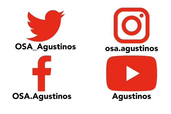 La Provincia de San Juan de Sahagún de España, en las Redes Sociales