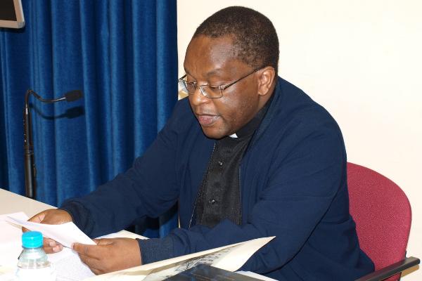El religioso agustino Nolasco Msemwa, obtiene el grado de Doctor en Teología, en la Universidad San Dámaso de Madrid.