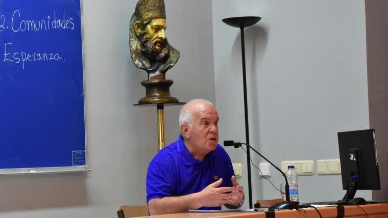 Curso de Formación Permanente de los agustinos de la OSA, en Valladolid