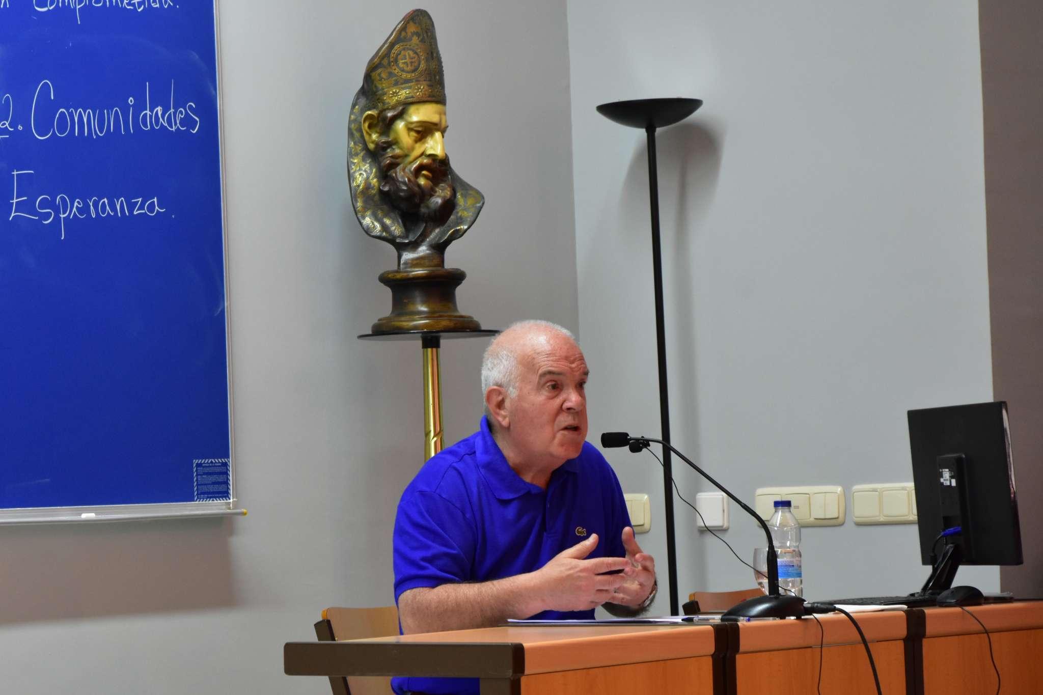 Del 5 al 9 de julio la Casa de los Agustinos de Valladolid acoge la semana de Formación Permanente de la OSA, en España.