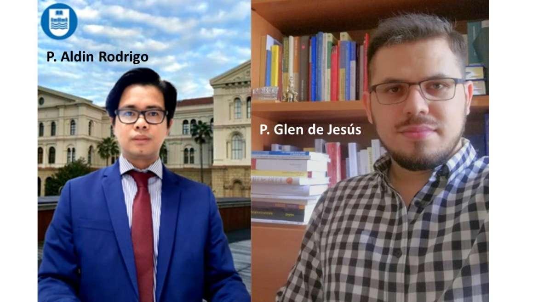 Dos agustinos obtienen la licencia en Sagrada Escritura y Teología Fundamental