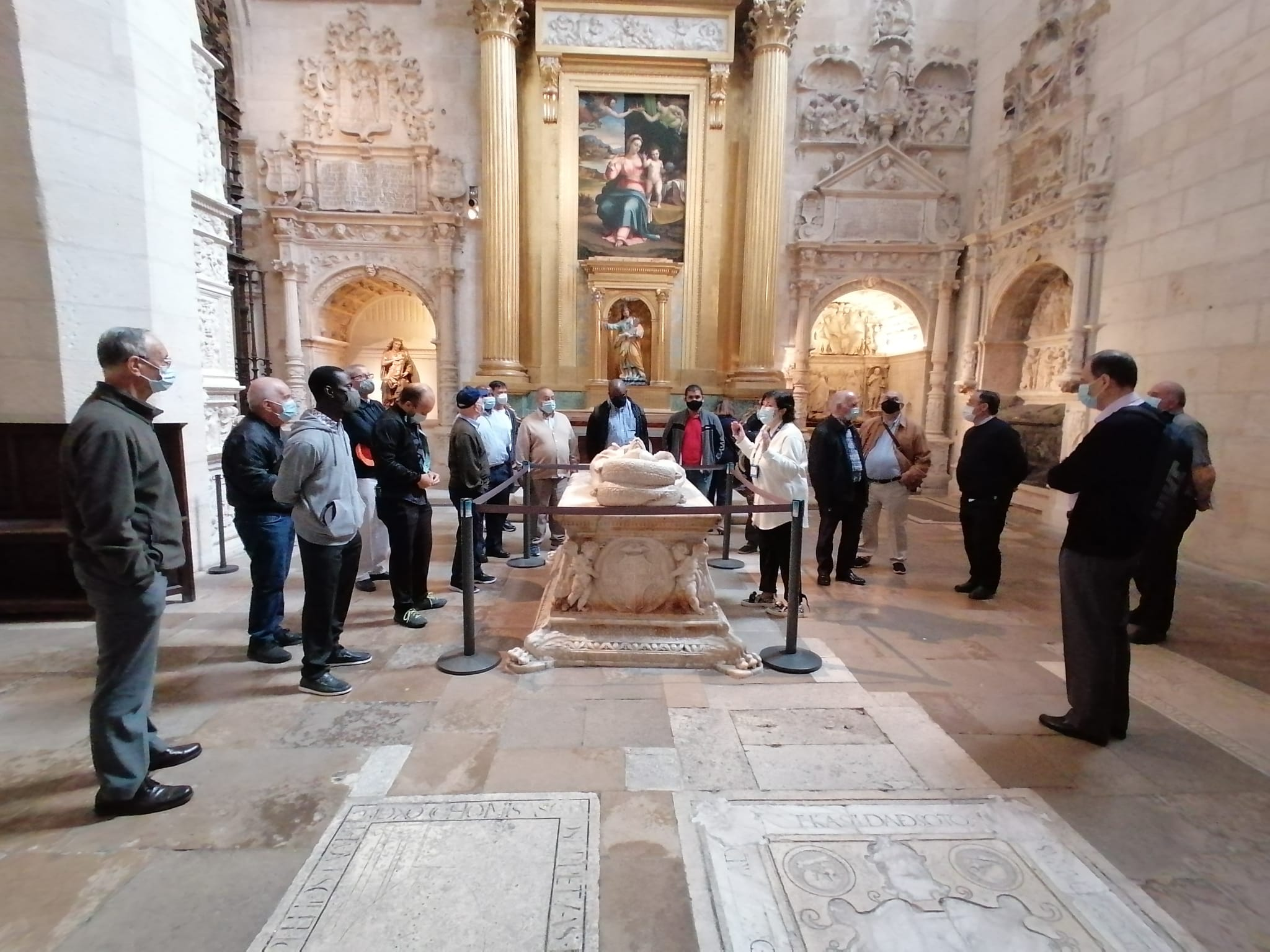La Provincia agustina de San Juan de Sahagún de España ha organizado, del 5 al 9 de julio, la Semana de Formación Permanente.