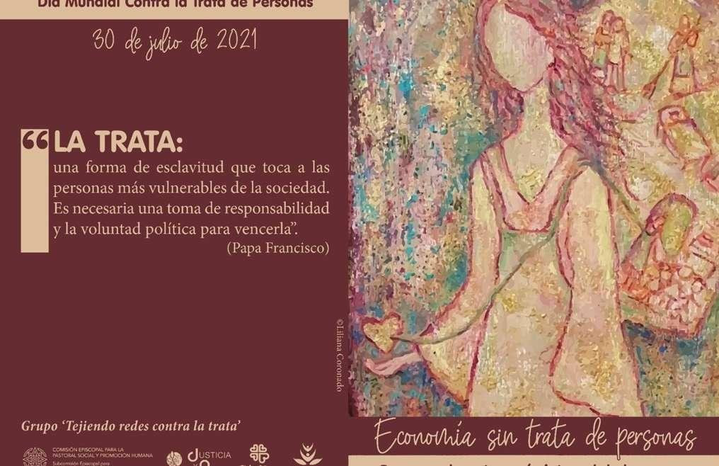 Los Agustinos, comprometidos contra la trata de personas