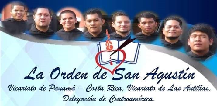 El 24 de julio, la Catedral de San Juan Bautista de Penonomé acogió la Primera Profesión de los Votos religiosos de ocho novicios agustinos.