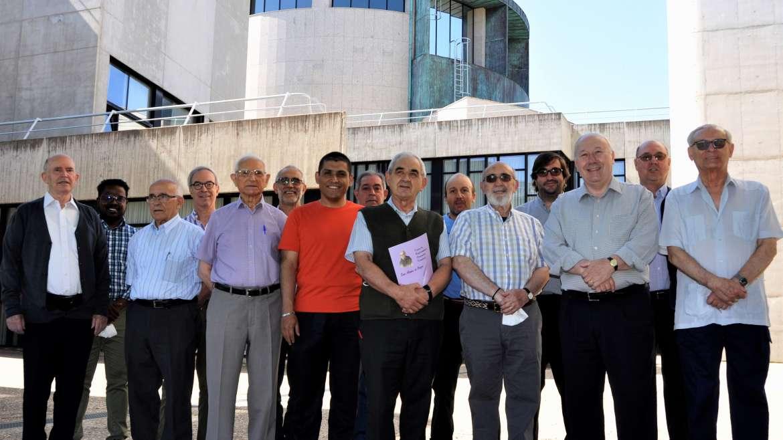 Terminan los Ejercicios Espirituales de los agustinos de la OSA en España