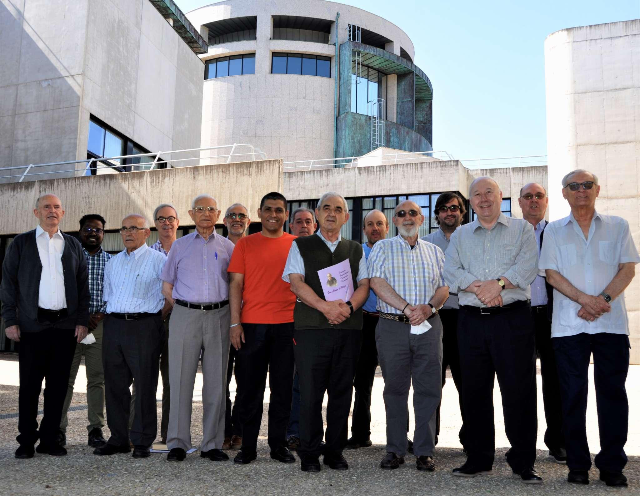 Terminan los Ejercicios Espirituales de los agustinos de la OSA en España, desarrollado del 28 de junio al 2 de julio en Guadarrama.