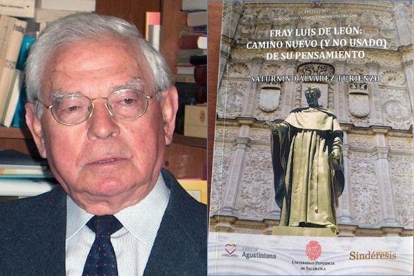 El P. Saturnino Álvarez publica un libro a los 101 años
