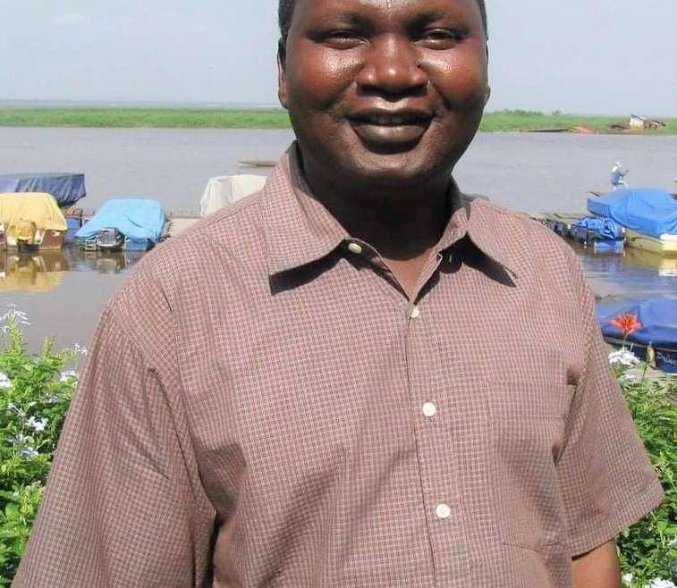 Mons. S. Musomba, OSA, obispo auxiliar de Dar Es-Salaam (Tanzania)