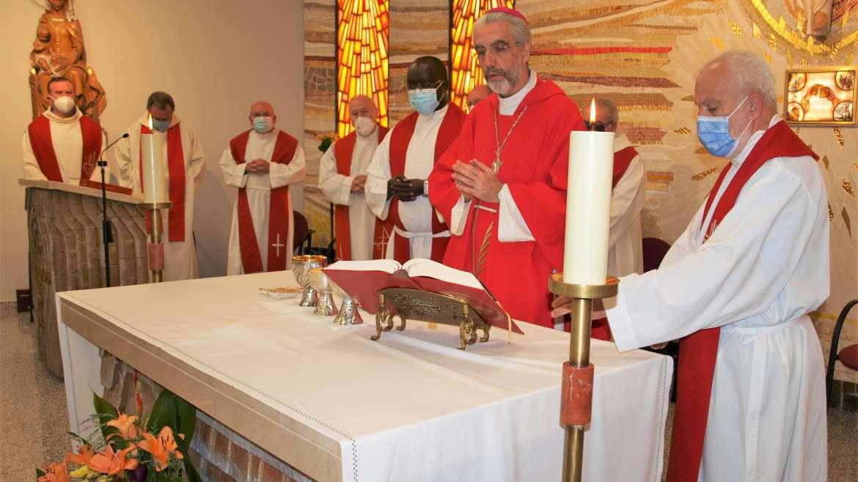 I Capítulo de los agustinos de la Provincia: 2ª jornada