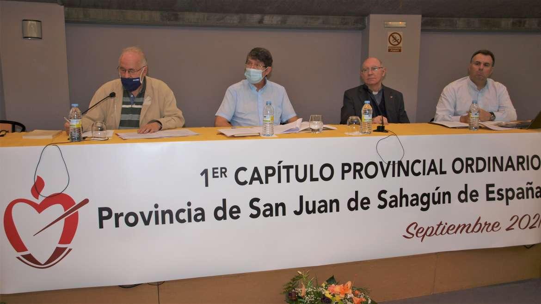 I Capítulo de los agustinos de la Provincia: 3ª jornada