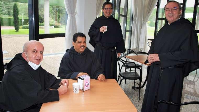 I Capítulo de los agustinos de la Provincia: 6ª jornada