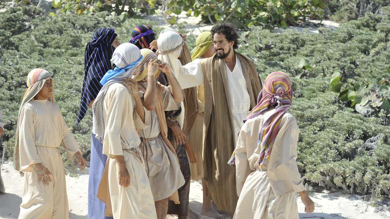 """""""¿Quién dice la gente que soy yo?"""" (Marcos 8, 27-35)"""